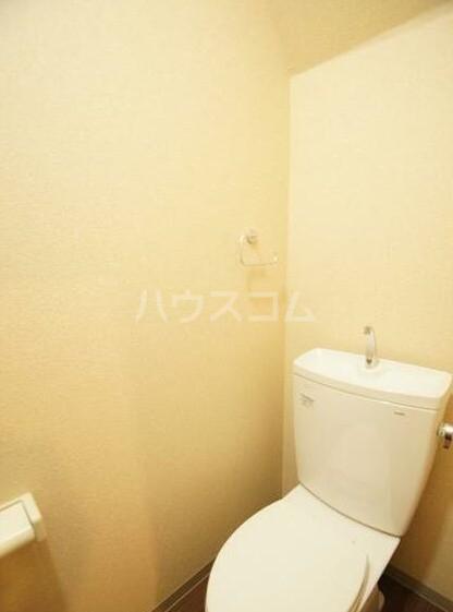 アーク下北沢 207号室のトイレ