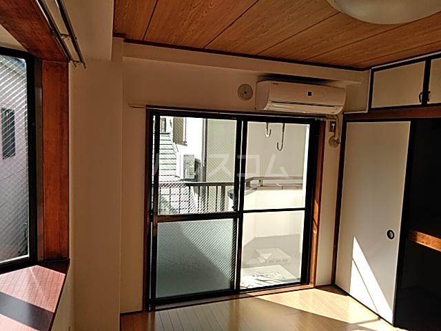 メゾンブラッシュ 205号室のキッチン