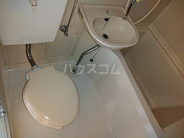 メゾンブラッシュ 205号室の洗面所