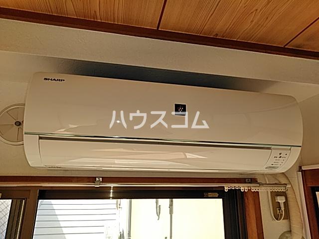 メゾンブラッシュ 205号室の玄関