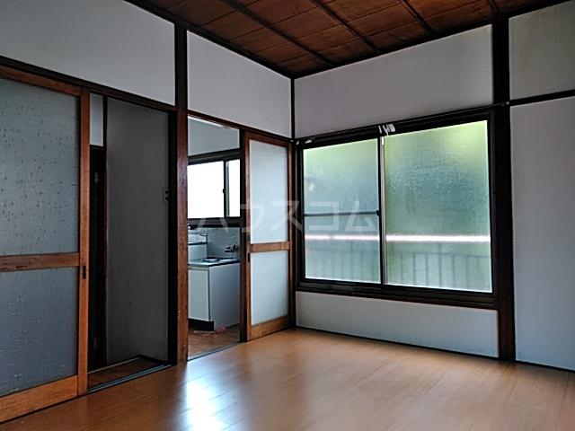 高木荘 12号室の居室
