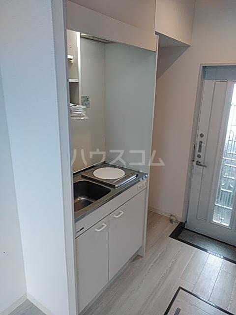 K&Mランド 101号室のキッチン