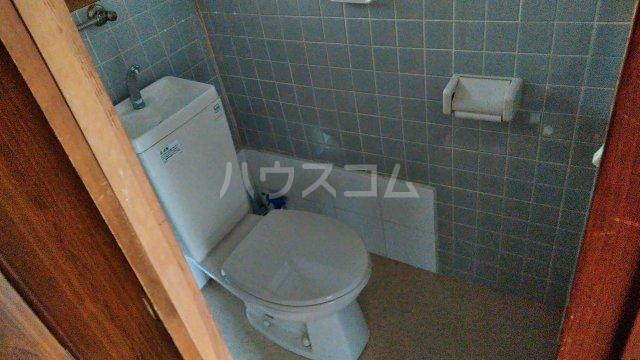 高橋荘 202号室のキッチン