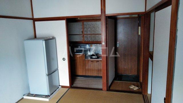 高橋荘 202号室の景色