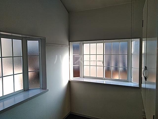 ハイムマスカタ 203号室のリビング