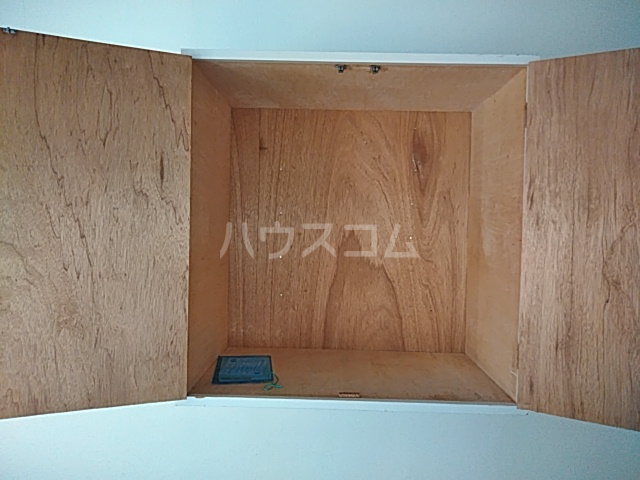 ハイムマスカタ 203号室の収納
