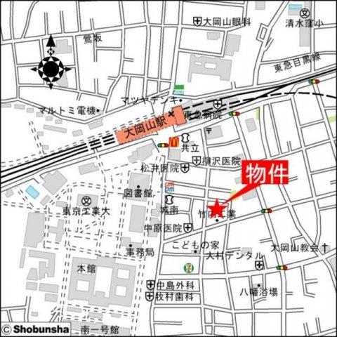 ハイツナカヤ大岡山 502号室のその他