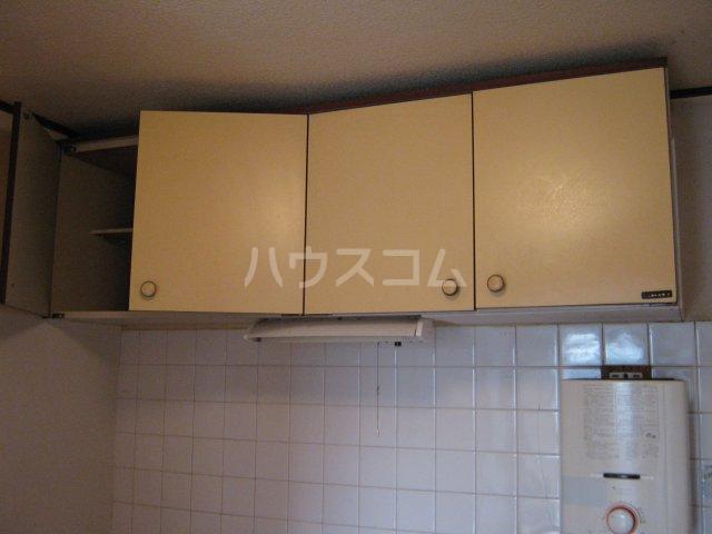 桜山ハイツ 302号室の収納