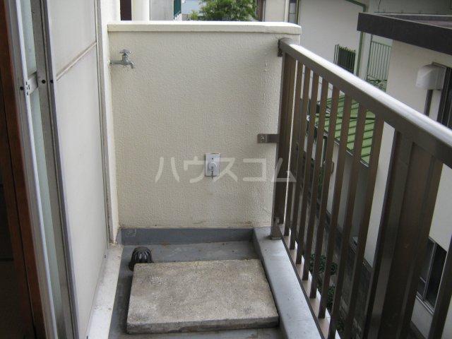 桜山ハイツ 302号室のバルコニー