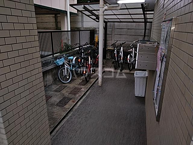 モンド大岡山パーク 205号室のその他共有