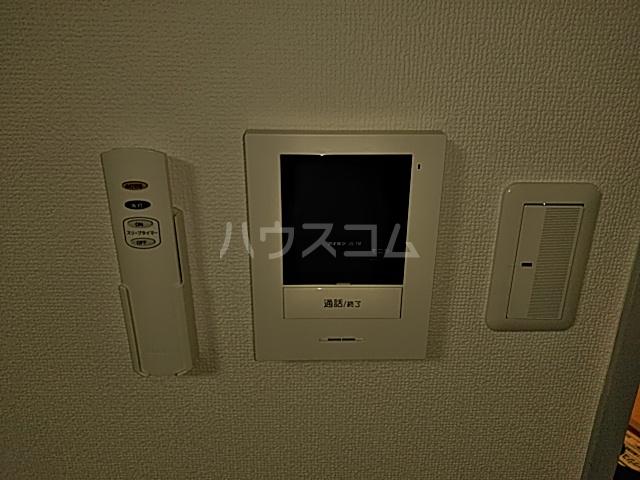 モンド大岡山パーク 205号室のセキュリティ