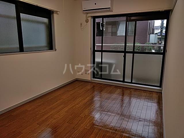 モンド大岡山パーク 205号室の居室