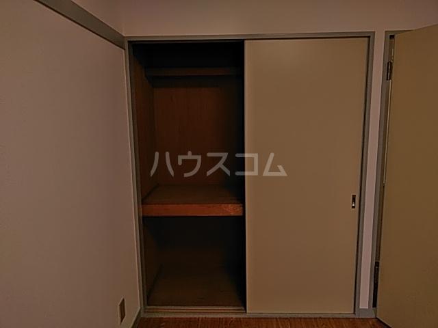 モンド大岡山パーク 205号室の収納