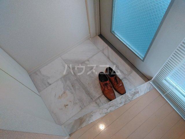 レグラス大岡山 407号室の玄関