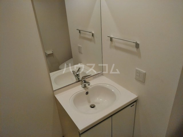 レグラス大岡山 407号室の洗面所