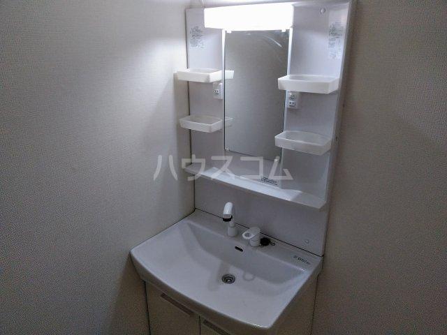 アーバンハイツ大岡山 201号室の洗面所