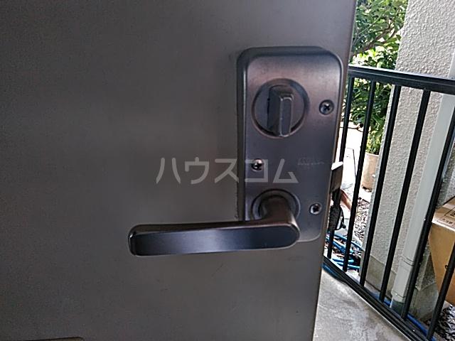 シングルス大岡山 104号室のセキュリティ