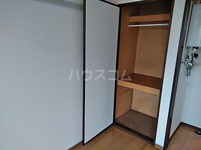 シングルス大岡山 104号室の収納