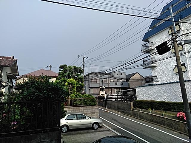 シングルス大岡山 104号室の景色