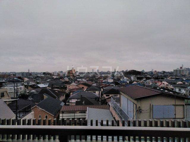 プレミアムキューブ大岡山 602号室の景色