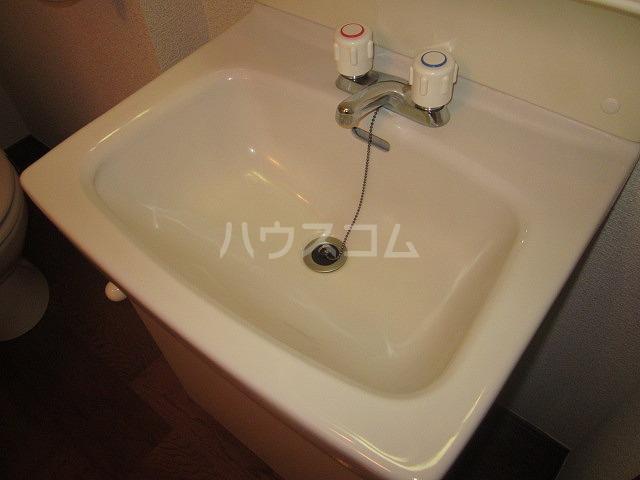 タウンハウス大岡山 205号室の洗面所