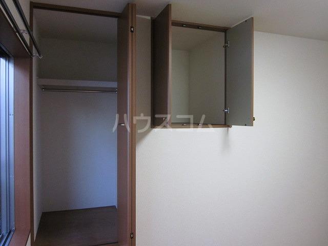 タウンハウス大岡山 205号室の収納