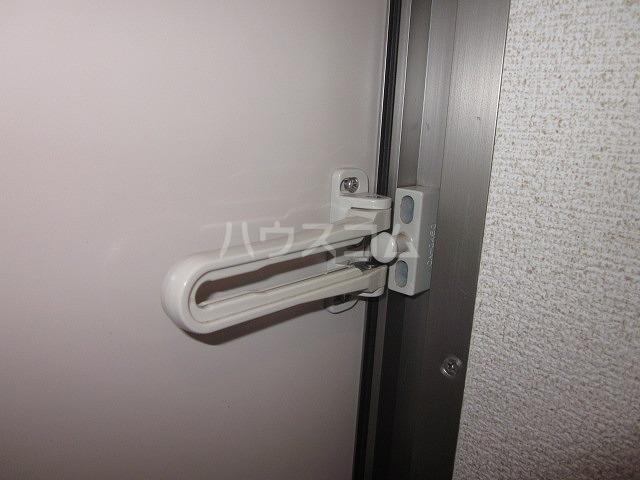タウンハウス大岡山 205号室のセキュリティ
