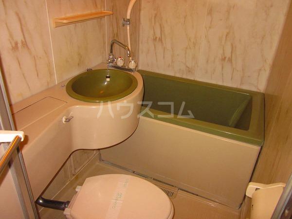 國恵ハイムC棟 102号室の風呂