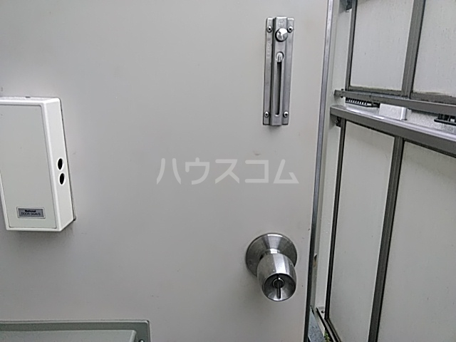 國恵ハイムC棟 102号室のセキュリティ