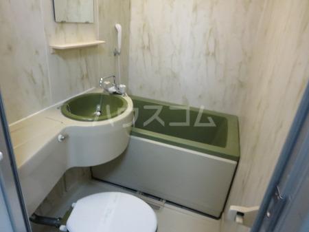 國恵ハイムE棟 103号室の風呂
