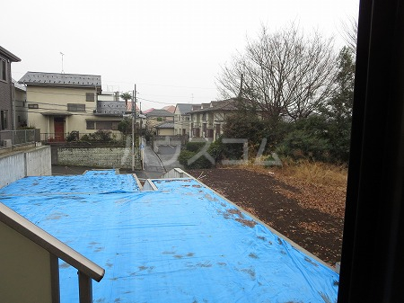 國恵ハイムE棟 103号室の景色