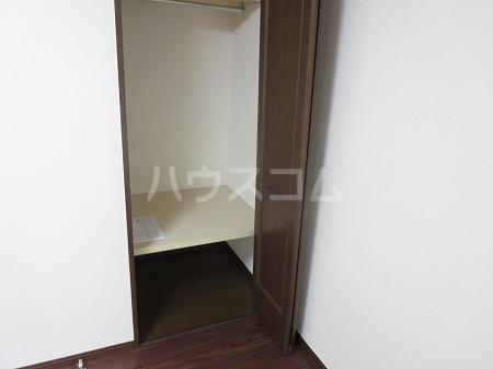 國恵ハイムE棟 103号室の収納