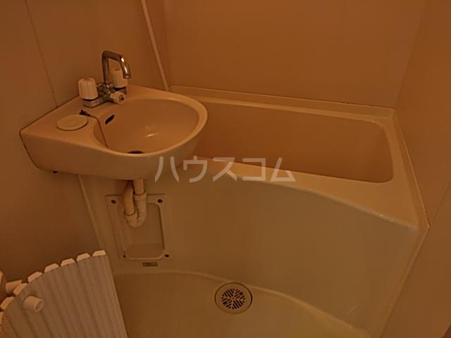 K 201号室の風呂