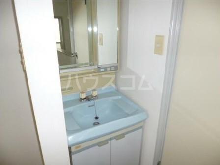ハイムハンサム 101号室の洗面所