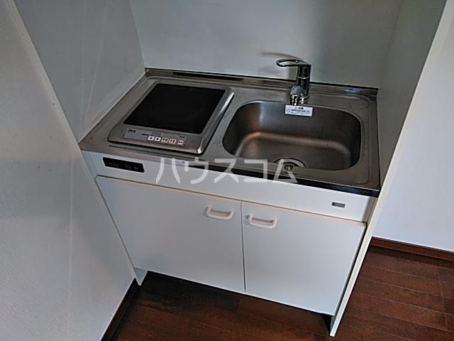 カースク大岡山 202号室のキッチン