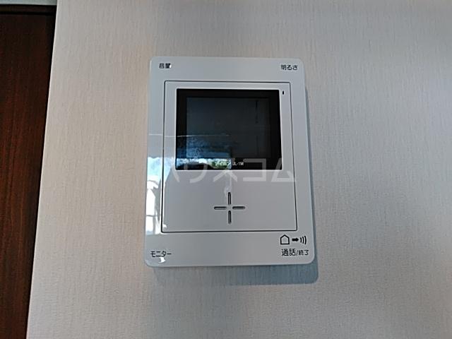 カースク大岡山 202号室のセキュリティ