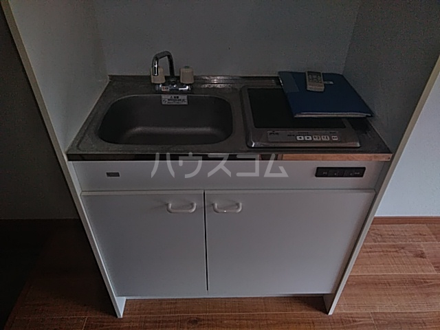 ビュー大岡山 103号室のキッチン