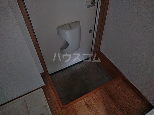 ビュー大岡山 103号室の玄関