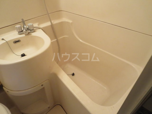 コーポフジ 105号室の風呂