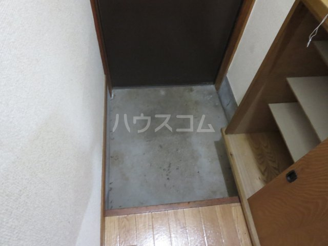 コーポフジ 105号室の玄関
