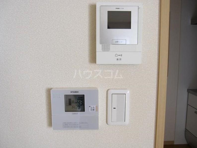 ファインイースト 102号室のセキュリティ
