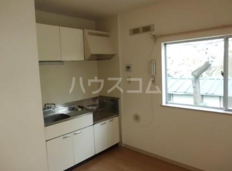 ケイ・コーポ 201号室のキッチン