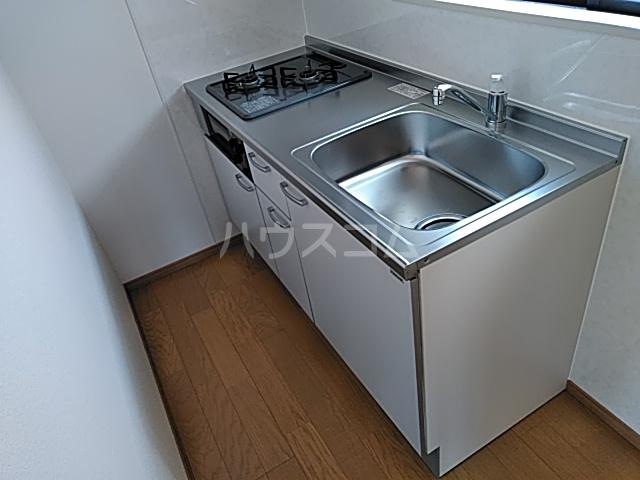 NSビル 3A号室のキッチン