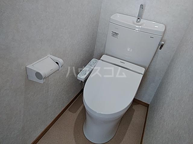 NSビル 3A号室のトイレ