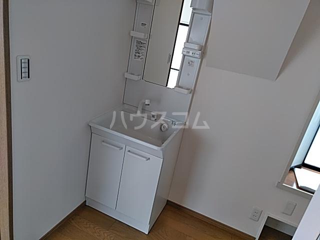 NSビル 3A号室の洗面所