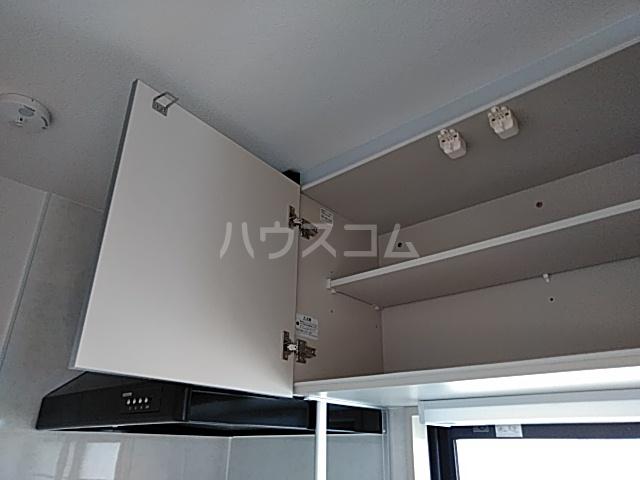 NSビル 3A号室の収納