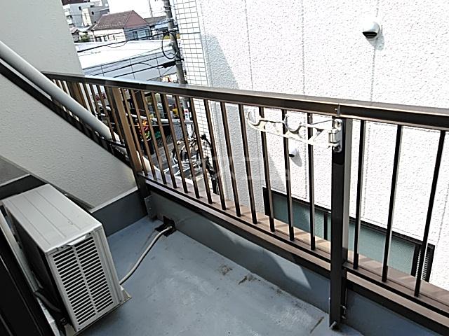 NSビル 3A号室のバルコニー