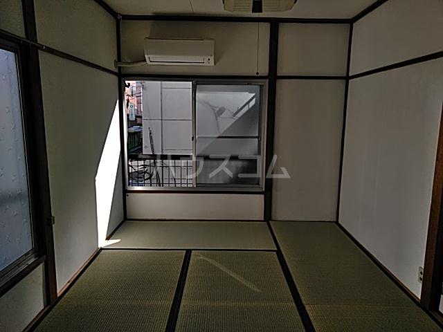 田村荘 1号室のリビング
