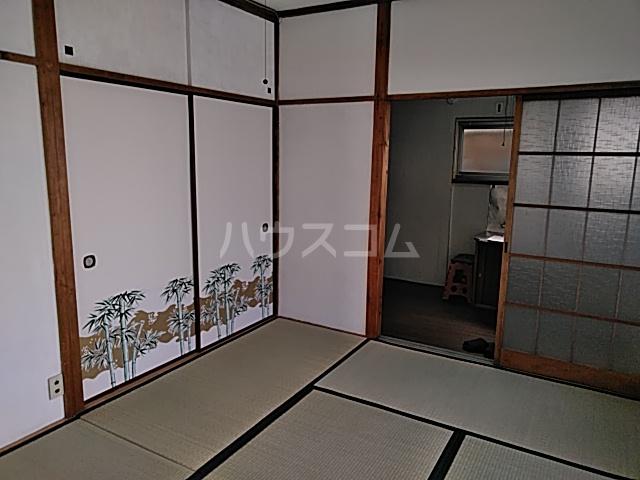 田村荘 1号室の居室