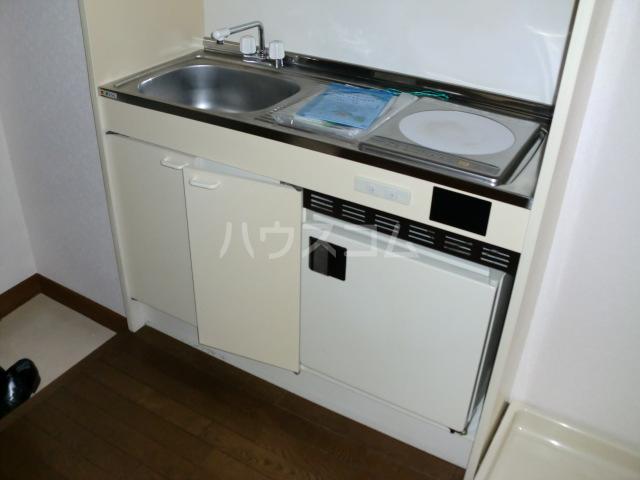 CASA GRAZIA 106号室のキッチン